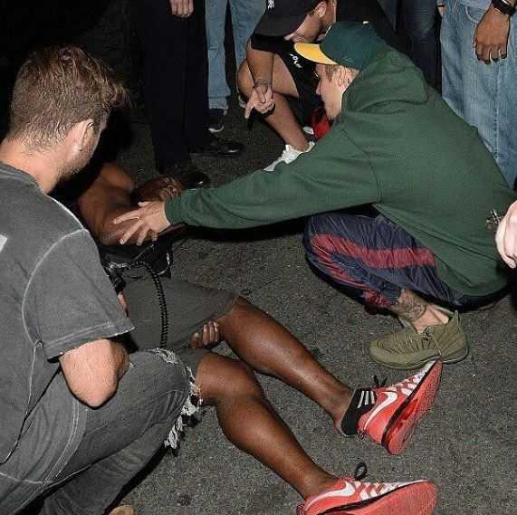 Justin Bieber paparazzo incidente (2)