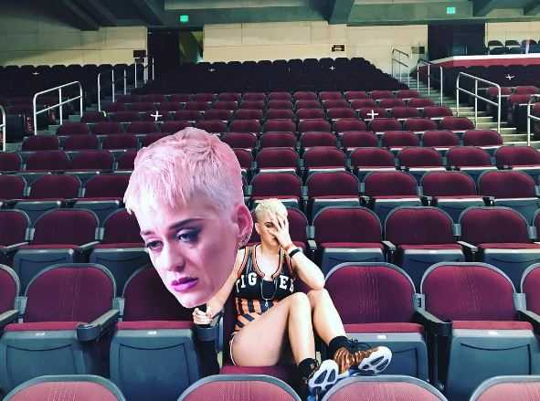 Katy Perry Swish Swish Video