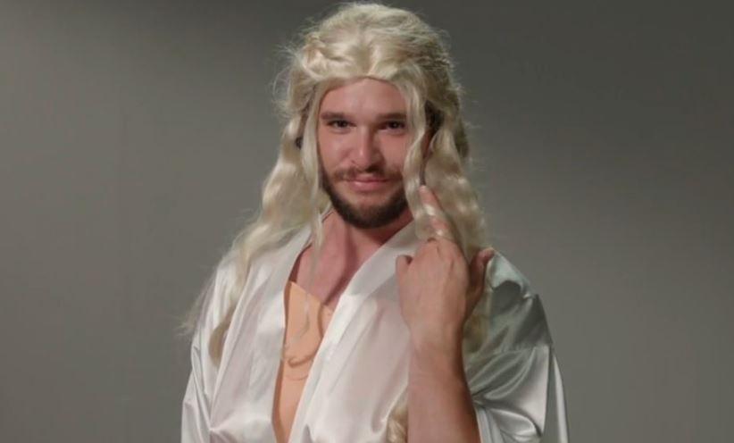 Kit Harington Daenerys