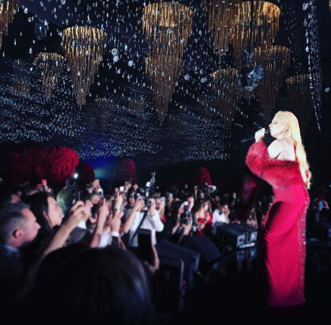 Lady Gaga Matrimonio