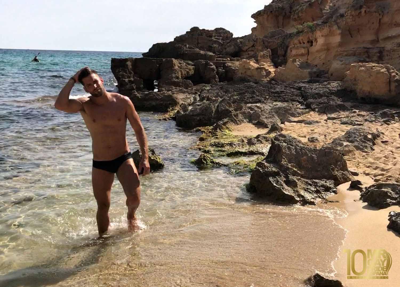 Ricardo Mister Gay 2