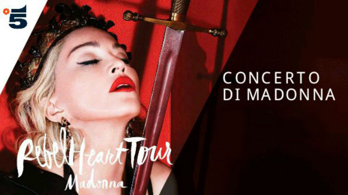 madonna-canale-5