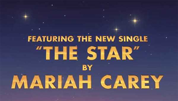 the star mariah carey video