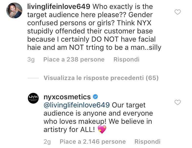 Nyx Cosmetics Omofobia (5)