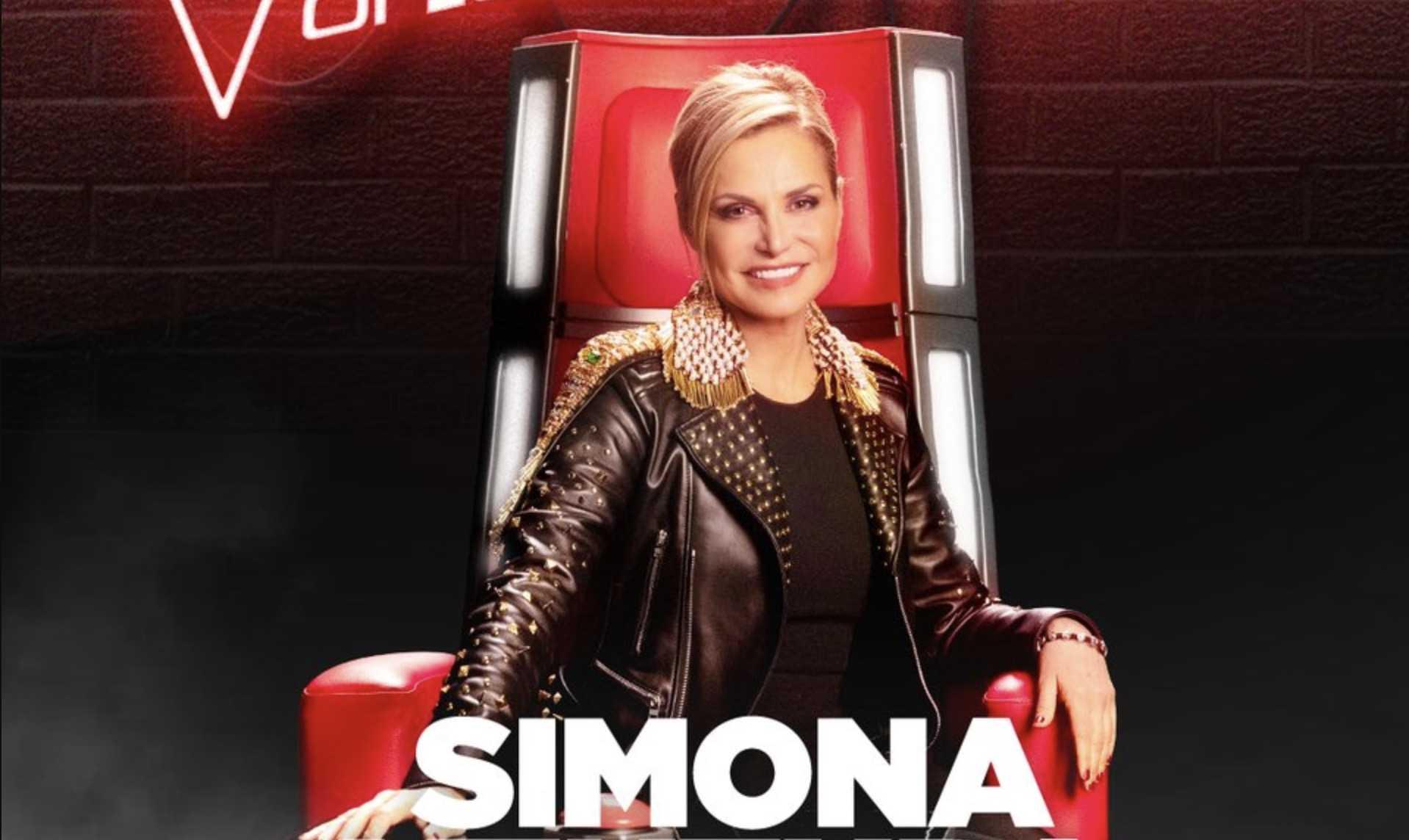 The Voice Of Italy Simona Ventura