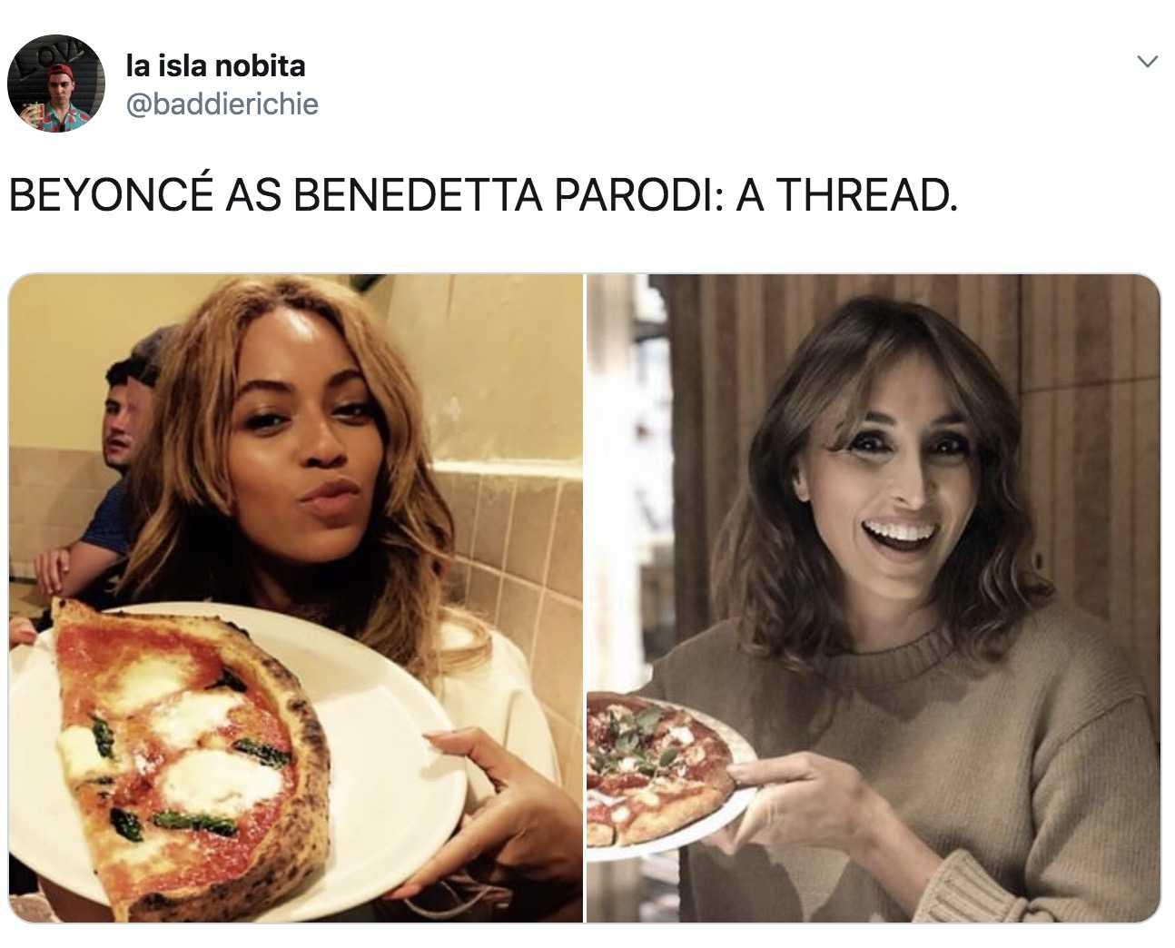 Beyoncé Benedetta Parodi 2019-07-02 alle 15.06.31