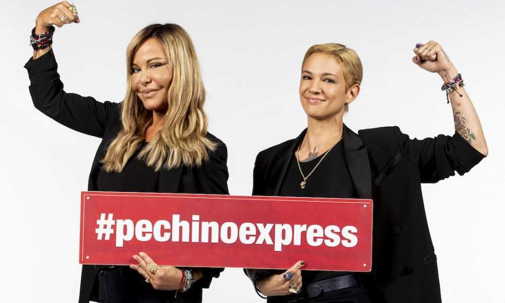 Pechino Express Cast Asia Argento Vera Gemma