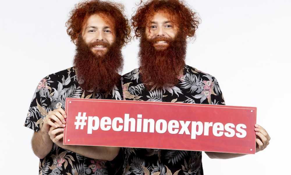 Pechino Express Cast Fratelli Salvatori