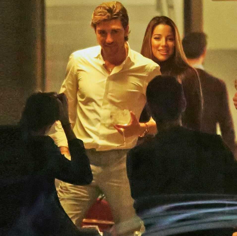 Andrea damante nuova fidanzata Viviana