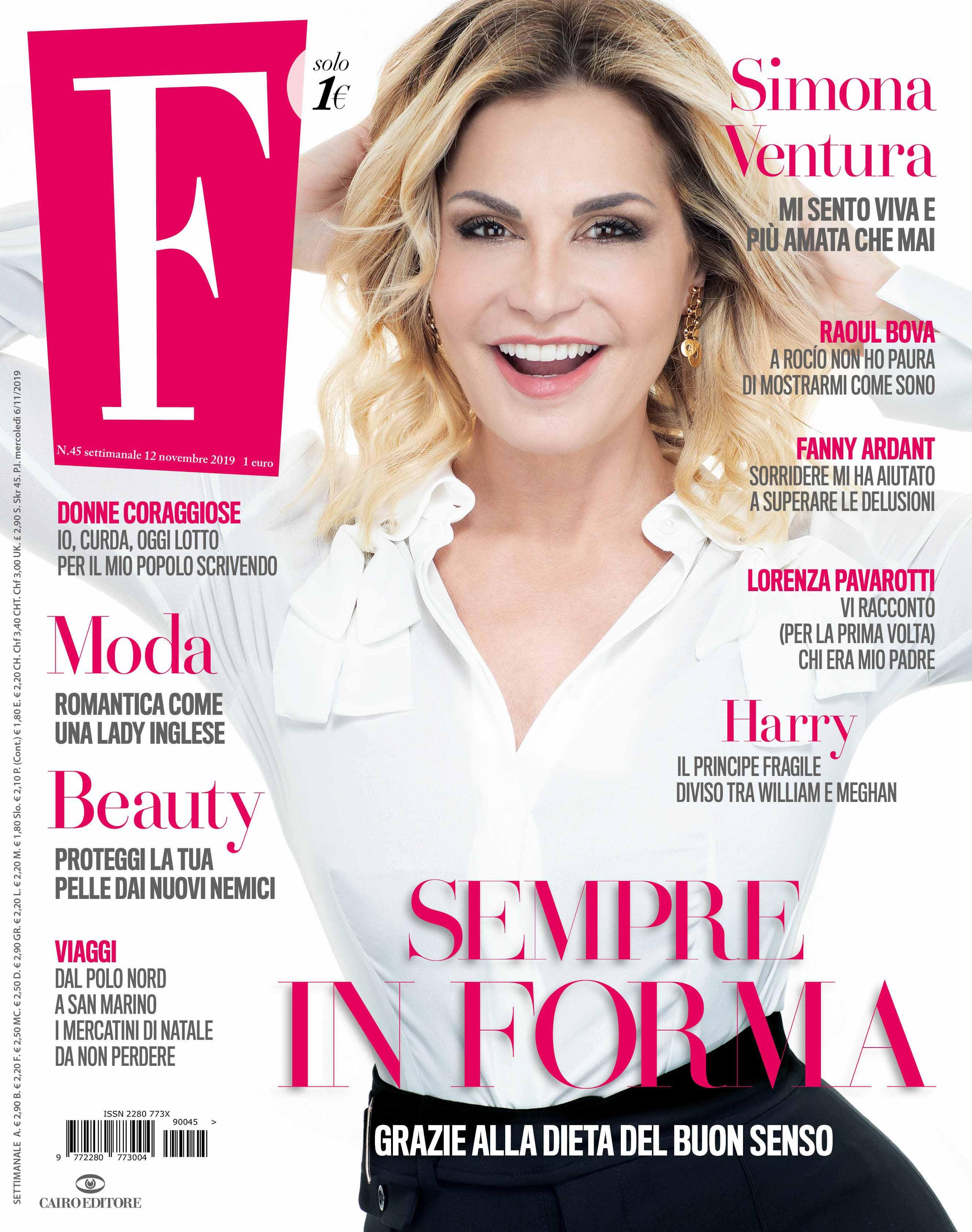 Simona Ventura F
