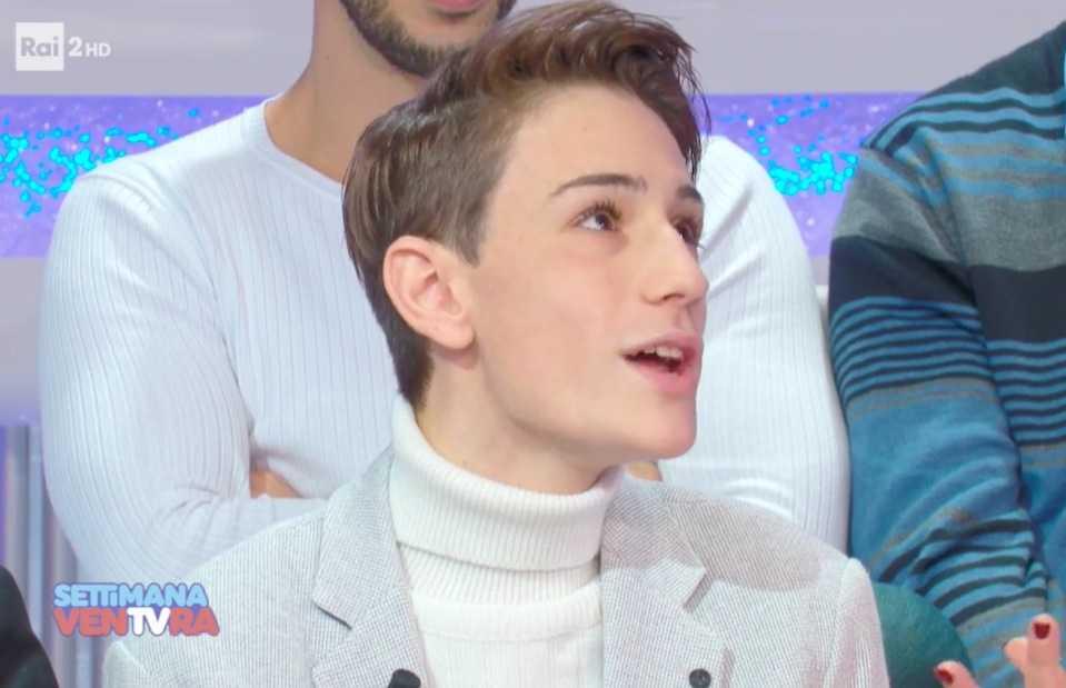 Mario Tricca Settimana Ventura